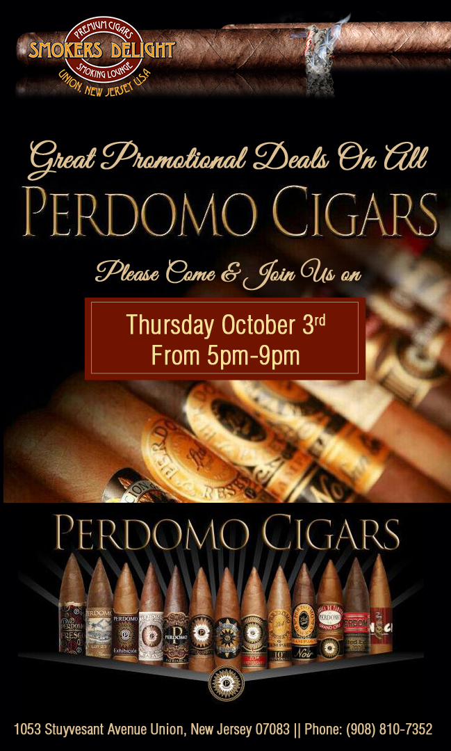 cigar Event at smokers delight