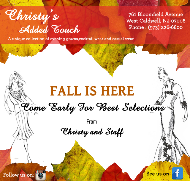 Christy's Added Touch West Caldwell NJ