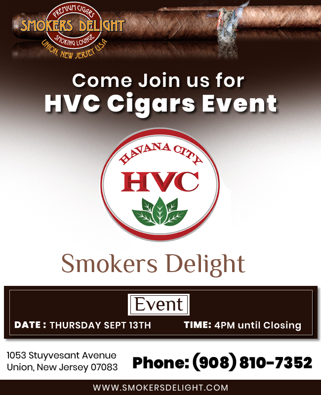 EPCarrillo- cigar Event at smokers delight